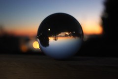 Veo Veo (Russian BIue) Tags: canon landscape paisaje 1855mm crystalball boladecristal eos550d