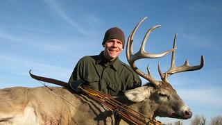 Kansas Trophy Whitetail Bow Hunt 50