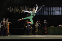 Cast change: Ryoichi Hirano to dance in Don Quixote on 19 and 22 January 2015