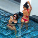 Sexy Thai Girls in Pool          XOKA4702bs
