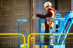 london nx2000 perfectphotosuite samsung builder cherrypicker electric electrician electricity helmet lightroom man repair creativecommons