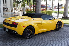 Lamborghini Gallardo LP560-4 - Side VIew II.jpg (Bob's Corner) Tags: unitedstates florida miami ngc miamibeach southbeach