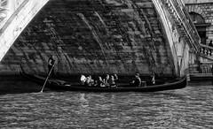 CMG_8462 (world's views) Tags: bridge venice bw italy streetphotography gondola 2014