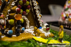 The Gingerbread House Decorating Challenge