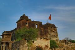 Chittorgarh fort (Rahul Gaywala) Tags: sunset india history canon temple eos evening ruins fort mark iii royal 5d shiva incredible fortress mata hdr rajasthan gujarat rahul surat chittorgarh 24105 mark3 kalika chittor shivling shivalaya marwad chittod mewad marvad canoneos5dmarkiii gaywala mevad 5dm3 rahulgaywala chittodgadh