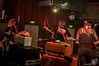 Set, Soundcheck and Backstage at Button Factory (Red Enemy Album Launch)