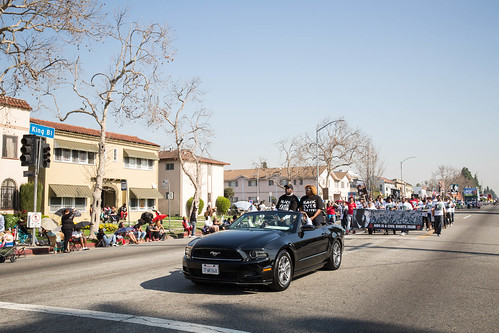 Kingdom Day Parade: Los Angeles