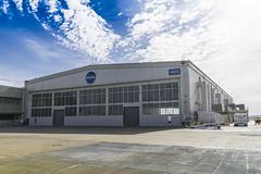 NASA Armstrong Hangar 4802