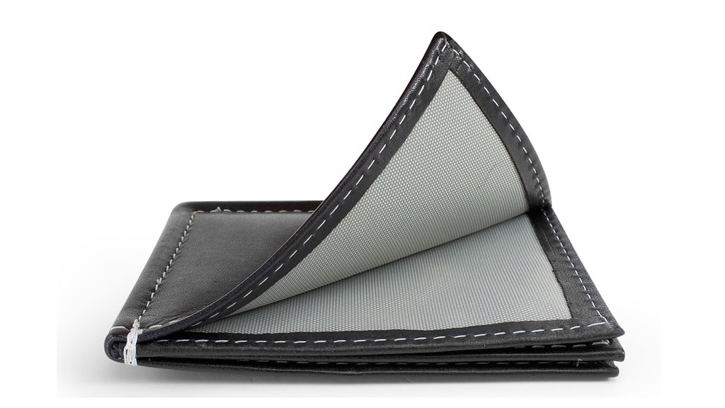 Original Slimmy Slim Wallet Alternative by Koyono, on Flickr