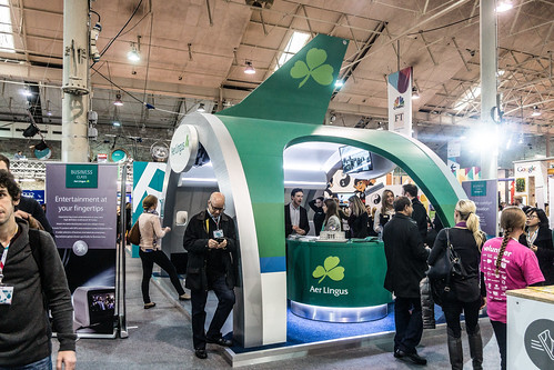 AER LINGUS AT THE WEB SUMMIT DUBLIN 2014 [DAY THREE] Ref-5002