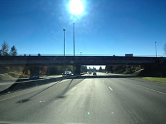 Trosper Rd. Overpass over on I-5 South in Tumwater, WA 11-11-14. (vannmarcus932) Tags: i5 wa rd tumwater trosper