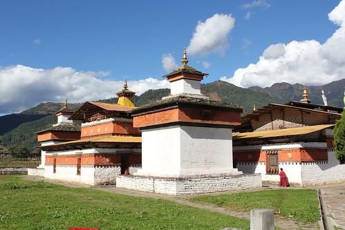 Around Jakar, Jambay Lhakhang