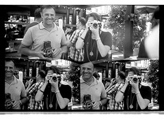 Roll 210 toy tmax400674 (.Damo.) Tags: bw film blackwhite kodak iso400 tmax400 msm xmasparty 2014 ilfordddx kodak400tmax boatbuilders ilfostop ilfordrapidfixer melbournesilvermine roll210 believeinfilm buyfilmnotmegapixels samigonreels xmasparty2014 melbournesilverminexmasparty2014