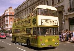 Dublin Bus D576 (576ZU). (Fred Dean Jnr) Tags: dublin pdr leyland opentop msl dublinbus july1998 cie atlantean d576 oconnellstreetdublin busathacliath dublincitytour 576zu