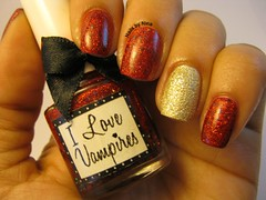 I Love Vampires + Yessica - Touch It (Nirvana (Nails by Nina)) Tags: love vampire touch it yessica edk i