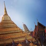 way phra kaew (temple of the emerald Buddha)   #bangkok #thailand #th   #architecture #religion #asia #southeastasia #world #travel thumbnail