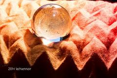 Waiting on scarf. (LeChienNoir) Tags: light macro netherlands canon experimental nederland marbles timeless maarssen knikker 100mm28macro canonnl lechiennoir 5dm3 lechiennoirnl