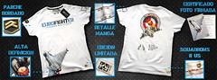 T-Shirt Eurofighter Typhoon -  Edicin Limitada (Ismael Jorda) Tags: tshirt eurofighter camiseta limitededition edicionlimitada ismaeljorda