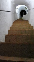 Empinadas escaleras (vcastelo) Tags: espaa spain torre ciudad escalera cceres larga monumental extremadura inclinada empinada defensiva pindia