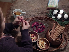 Monday (Willowpoppy) Tags: winter home childhood december advent handmade waldorf craft lucia motherhood homeschooling 2014