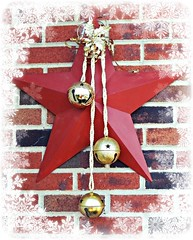 Winterbells for 2015 (MissyPenny) Tags: bells star newyear explore