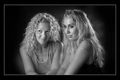 Duo portret Chamé & Saskya