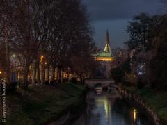 Vicenza in abito di Natale (Augusto Mia Battaglia photography) Tags: basilica olympus hdr vicenza em1 pontefuro