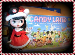 OMW A Disney Character Candyland