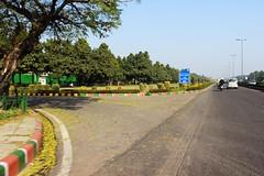 Shanti Path (hi_nilabh) Tags: city noida india cityscape place delhi gurgaon newdelhi dlf connaught ncr faridabad ghaziabad munirka