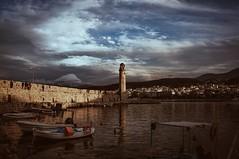 Rethymno Lighthouse (tsivas) Tags:
