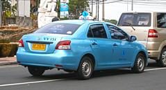 2007–2013 Toyota Limo taxi