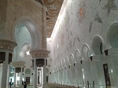 Zjed sejk-mecset: a f imacsarnokban egyszerre 9000 hv fr el. (sandorson) Tags: travel uae abudhabi abu dhabi unitedarabemirates sheikhzayedmosque sandorson mezquitasheikhzayed   egyesltarabemrsgek abudzabi scheichzayidmoschee  dzabi mosquecheikhzayed