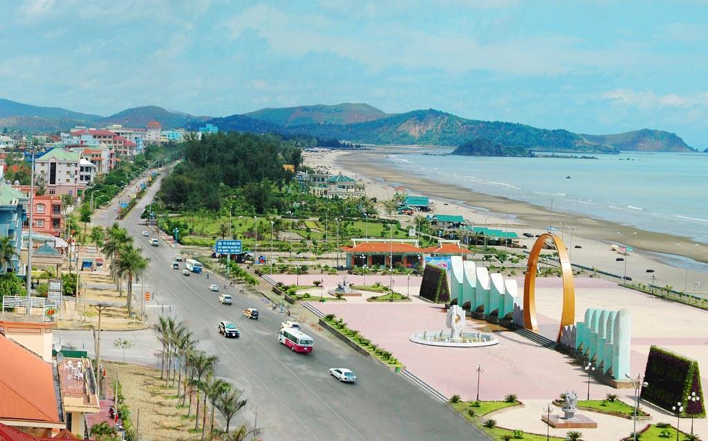 Cửa Lò Nghệ An được công nhận khu đô thị du lịch biển