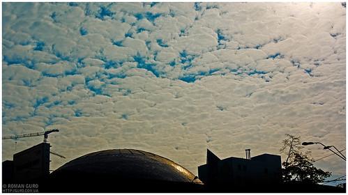 Плоское небо | Flat sky