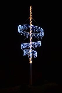 Balaruc-les-Bains, illuminations 2014