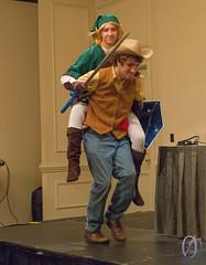 EeeeyuPona (Kezzsim) Tags: horse hat cosplay neworleans competition southern epona mlp mylittlepony thelegendofzelda braeburn derpyconsouth