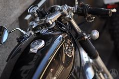 YAMAHA SR. (taga928s4(Akira.T_JPN)) Tags: street japan tokyo shibuya motorbike 400 yamaha sr motorcyccle