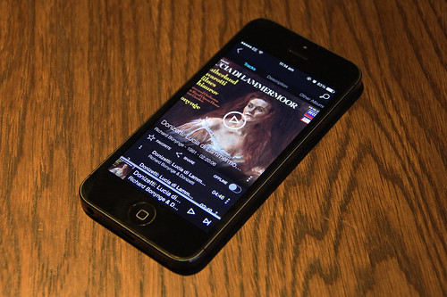 Free trial of TIDAL music service for ROH audiences