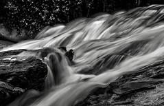 Cachoeira dos Frades (mariohowat) Tags: brazil blackandwhite bw blancoynegro monochrome brasil riodejaneiro natureza pb pretoebranco longaexposio terespolis cachoeiras cachoeiradosfrades cachoeirasdoriodejaneiro