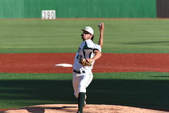 Baseball-vs-Old Dominion (G1), 5/6, Chris Crews, DSC_4525 (Niner Times) Tags: old baseball charlotte 49ers ncaa unc monarchs d1 dominion uncc cusa ninermedia