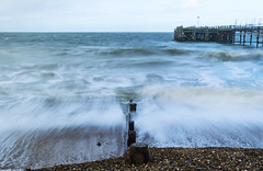 DSD_5640 (alfiow) Tags: beach waves totland
