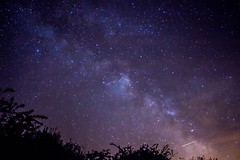 My first milkyway ! (Delwat33) Tags: france voie etoiles lacte