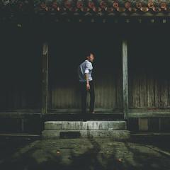 False Sense II (Simon McCheung) Tags: japan dark temple scary fear bad belief creepy horror okinawa omen sense followed flase