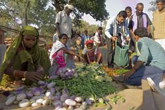 Rural market in Kawardha (wietsej) Tags: india rural market sony tribal 1018 chhattisgarh a6000 kawardha sal1018
