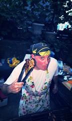 IMG_2910 (Mud Boy) Tags: nyc brooklyn downtownbrooklyn newyork dumbo neighborhoodinnewyorkcitynewyork danielsfarewellparty danielsgoingawayparty danielmirer celebration backyardbarbecue bridgestreetatyorkstreetbrooklynny11201 bridgestreet bridgestatyorkst studio backyard