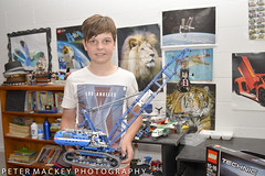 Lego Technics 42042 (Peter_Mackey) Tags: lego technics 42042 legotechnics crawler d610