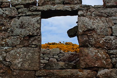 Looking into a Ruin, Badbea, Scotland (ash_russell) Tags: scotland highlands sutherland caithness badbea