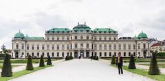 Oberes  Belvedere - Het Belvedere - Wenen - Vienna (Rita Willaert) Tags: vienna wien museum oostenrijk belvedere wenen zomerpaleis oberesbelvedere schlossbelvedere gustaveklimt at unteresbelvedere paleiscomplex eugnedesavoye