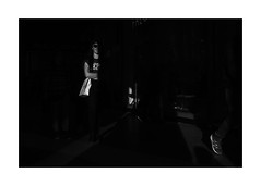 Remain In Light 4 (jyotichandra) Tags: blackandwhite monocromo milano sony streetphotography