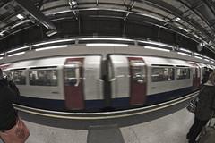 london subway (krustyhimself) Tags: london subway fisheye